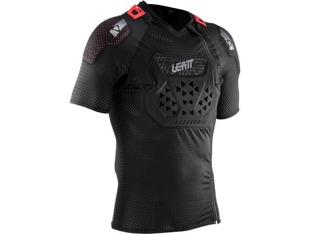 Leatt AirFlex Stealth Body Protector T-shirt, black